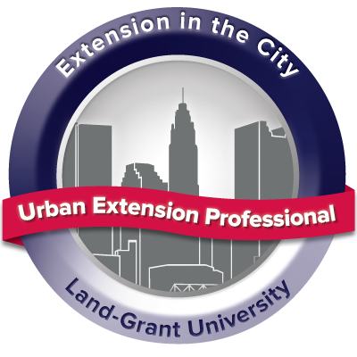 Urban Extension Professional