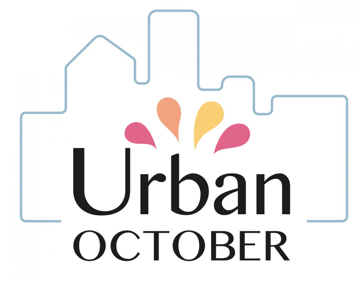 Urban October logo