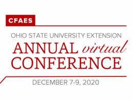 OSU Extension Virtual Annual Conference Dec. 7-9, 2020